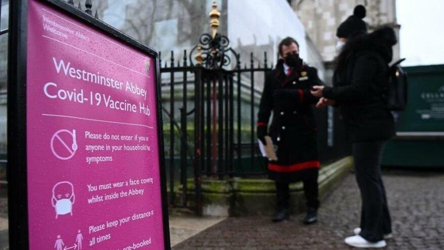 İngiltere'de son 24 saatte 35 binden fazla vaka