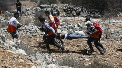 İsrail, Filistinlilere gerçek mermi ile ateş açtı
