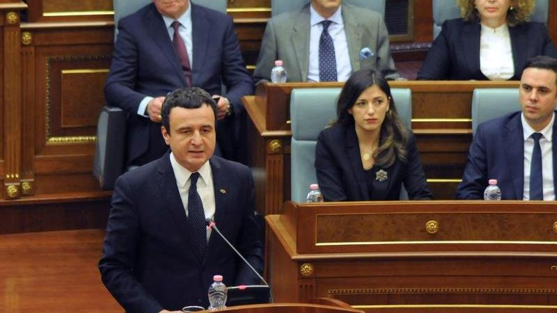 Kurti'den Yunanistan'a çağrı: Kosova'yı tanıyın