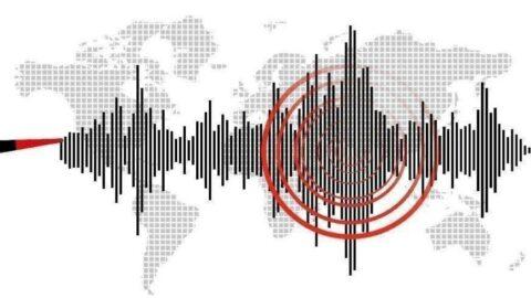 Siirt'te 3.2 büyüklüğünde deprem