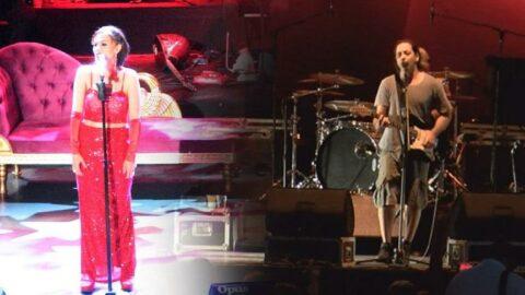 Yıldız Tilbe ve Duman konserlerine yoğun ilgi