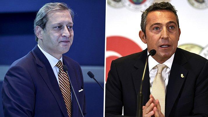 TFF'ye karşı ezeli birlik! Fenerbahçe ve Galatasaray omuz omuza...
