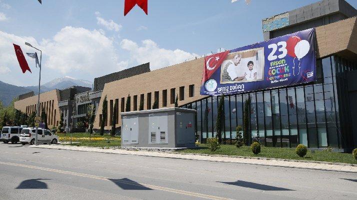 CHP'li belediye dev tesisin salon kirasını 1 TL yaptı
