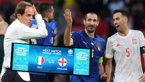 Chiellini'den Mancini'ye: Onun deli olduğunu düşündük