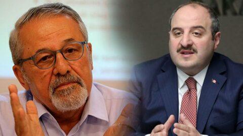 Prof. Dr. Naci Görür ile Bakan Varank arasında 'uçan araba' tartışması
