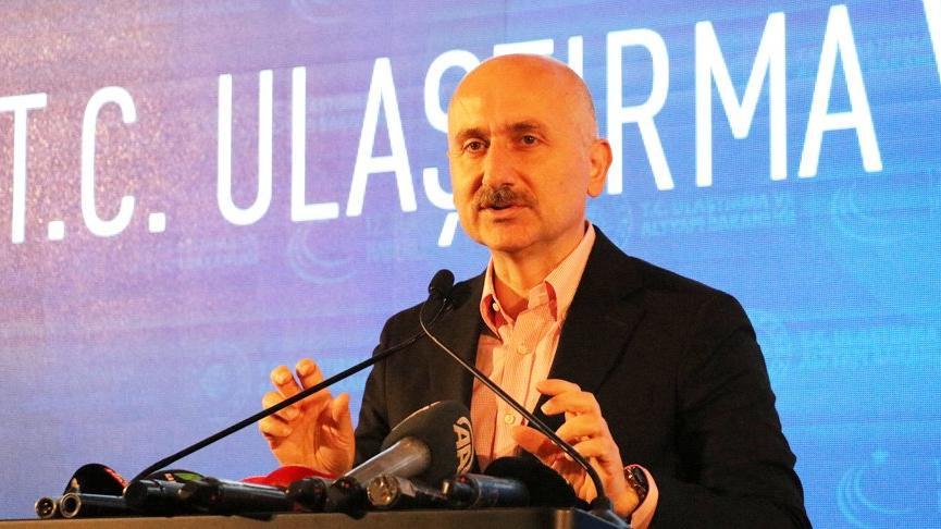 Ulaştırma ve Altyapı Bakanı Karaismailoğlu'ndan Kanal İstanbul açıklaması