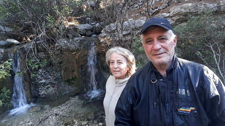 Mermer ocağı mücadelesinde öldürülen çevreci çiftin mezarında mermer kullanılmadı