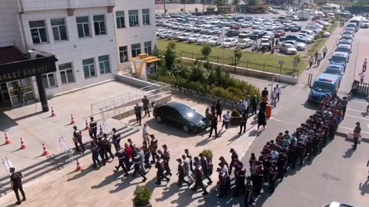 Antalya'da 'tefecilik' operasyonu