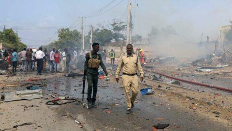 Somali'de polis konvoyuna saldırı: 8 ölü