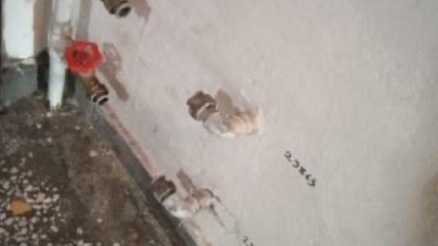 Hırsızlar su sayaçlarına dadandı