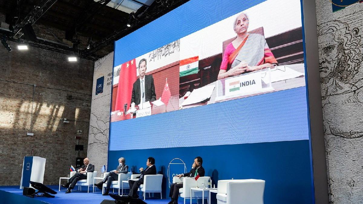 G20 ülkelerinin maliye bakanları, küresel vergi konusunda anlaştı