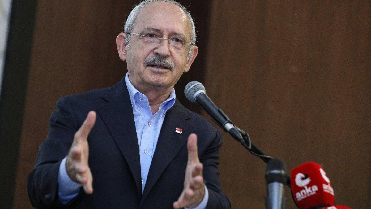 Kılıçdaroğlu: Cumhurbaşkanı her şeye maydanoz olmaz