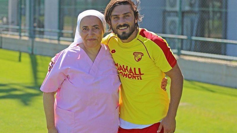 Göztepe camiasının acı günü: Esma Anne hayatını kaybetti