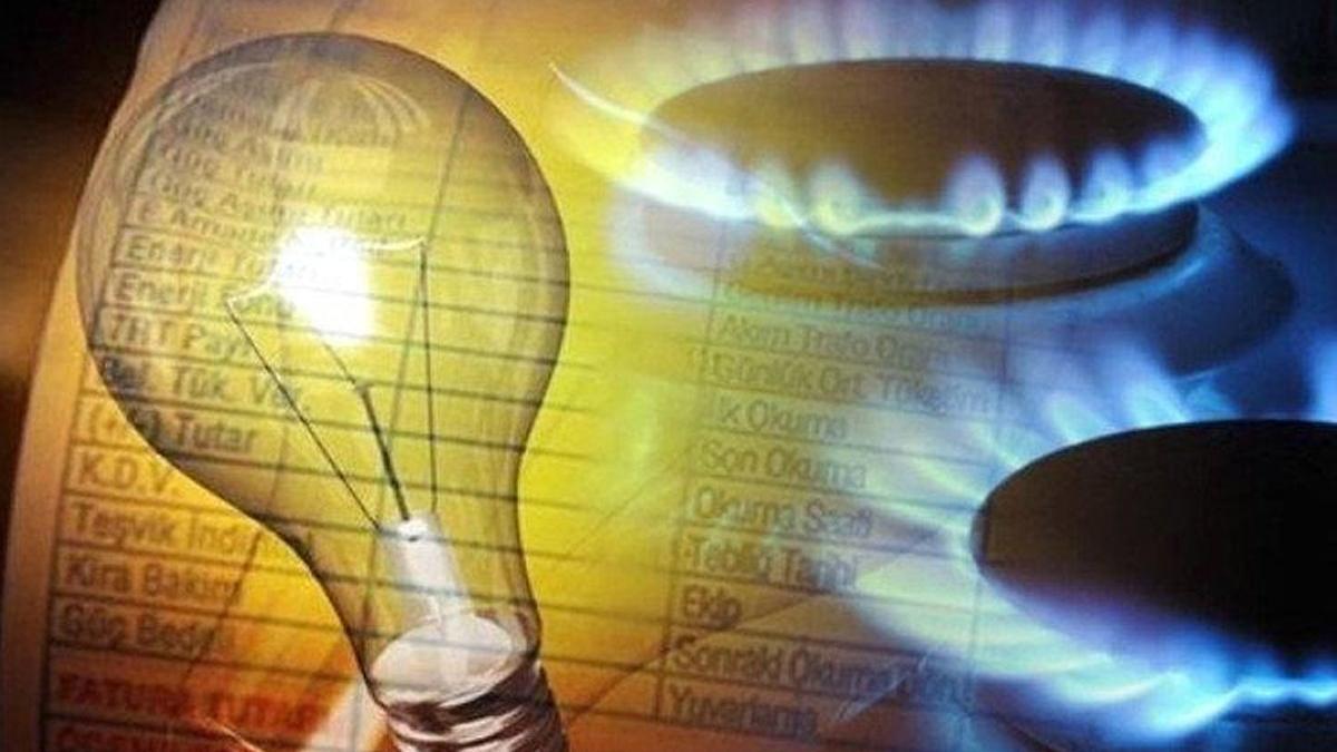 Doğalgaz ve elektrik borcunu ödeyemeyen vatandaşa yasal takip