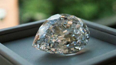 101 karatlık elmas 12 milyon dolara satıldı