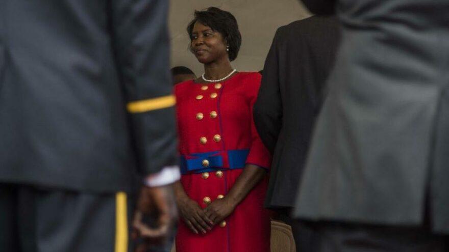 Haiti'nin First Lady'si: Bu cinayetin cezasız kalmasına izin veremezsiniz