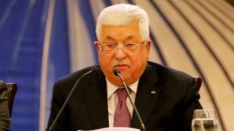 Mahmud Abbas, İsrail'in yeni Cumhurbaşkanı Herzog ile telefonda görüştü