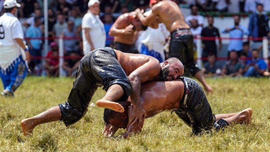 660. Tarihi Kırkpınar Yağlı Güreşleri'nde finalin adı belli oldu