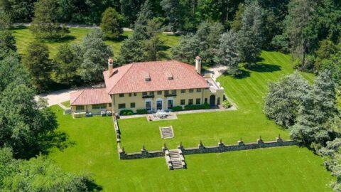 Ünlü yazarın evi 4 milyon dolara satışa çıktı