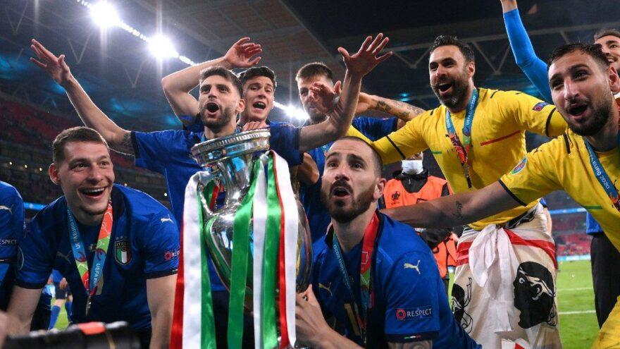 Hem Avrupa Şampiyonası hem de İtalya futbol tarihine geçen adam Leonardo Bonucci