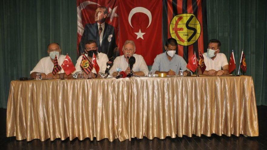 Eskişehirspor bir kez daha başkan adayı bulamadı