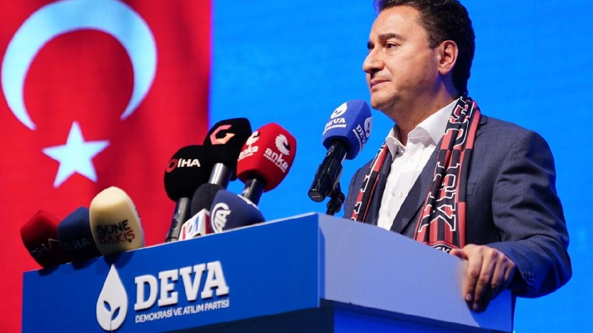 Babacan'dan Cumhurbaşkanı adaylığı ve ittifak açıklaması