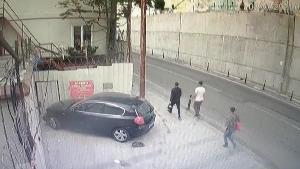 İstanbul'da dehşet! 6 kişi eve zorla girip terör estirdi