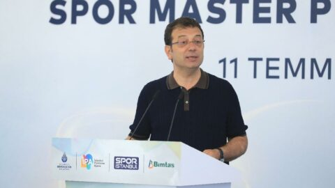 İBB Başkanı Ekrem İmamoğlu İstanbul'un spor stratejisini açıklıyor!