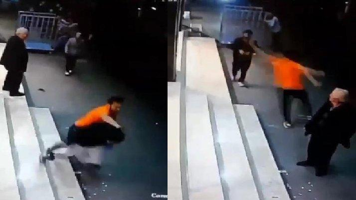 İstanbul'da hırsızlar sert kayaya çarptı!