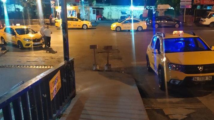 İstanbul'da hastane önünde silahlı saldırı