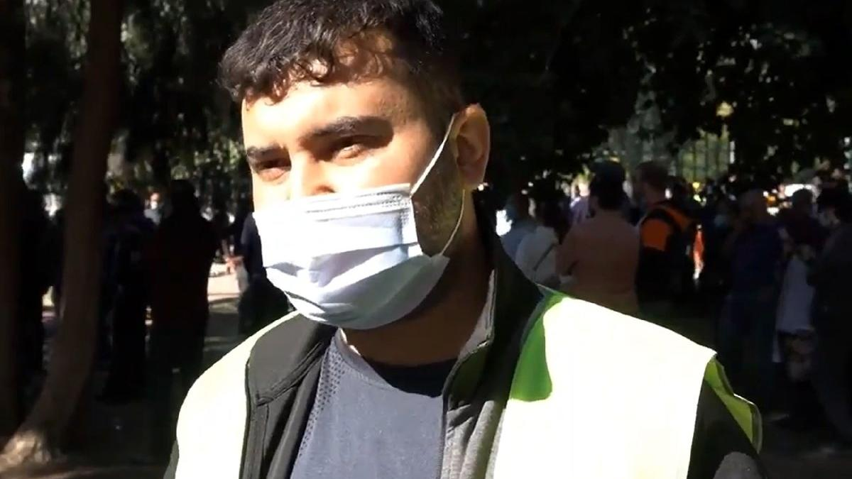 Kazada can veren yetim madenci Ali Faik 'Deprem bizim tazminatlarımızdan daha önemli' demiş