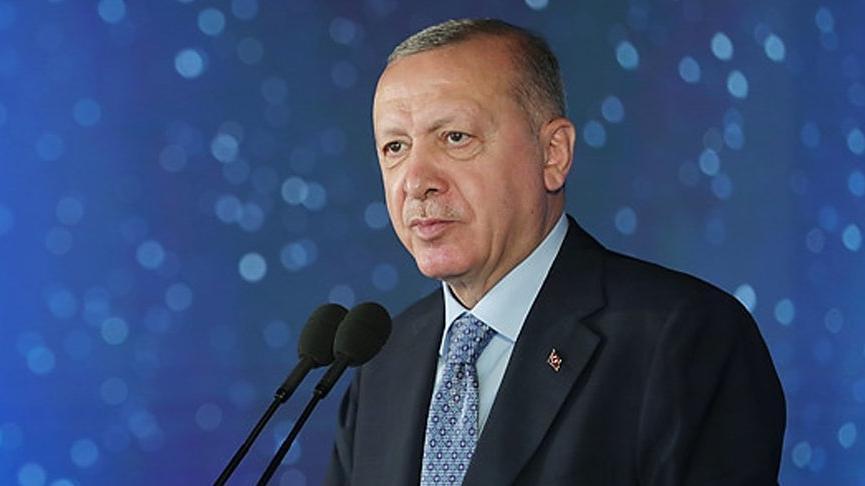 İsrail Cumhurbaşkanı ile görüşen Erdoğan'dan Filistin açıklaması