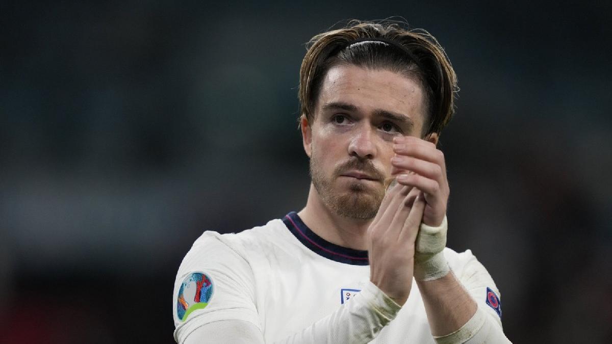EURO 2020 sonrası İngiltere'de penaltı kavgası! Jack Grealish'ten iddialara yanıt...