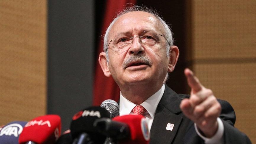 Kılıçdaroğlu'ndan Erdoğan'a: Senin korkundan, senden bile sakladıkları bazı gerçekleri öğrenmen lazım, iyi oku da öğren