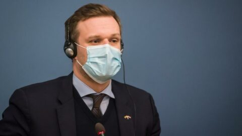 Litvanya dışişleri bakanı yarın Türkiye'de