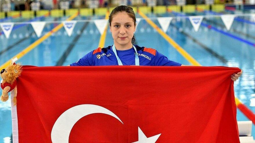 Merve Tuncel, 400 metrede şampiyon