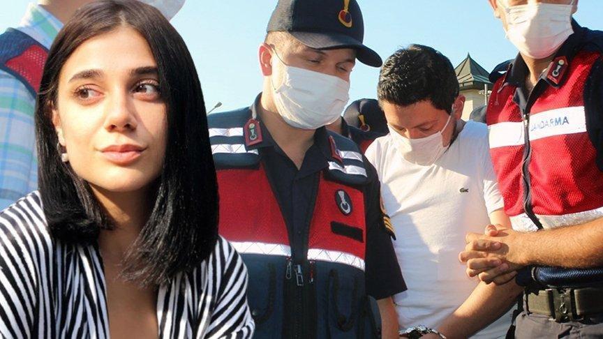 Pınar Gültekin'in katil zanlısı hakim karşısında