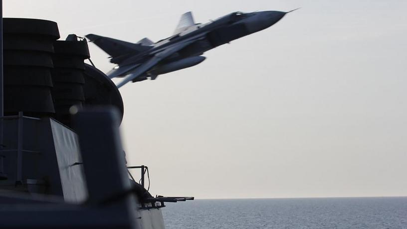 Rus savaş uçağı, Karadeniz'de ABD keşif uçağını uzaklaştırdı