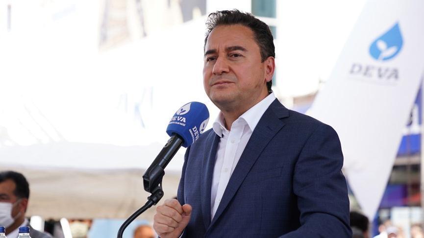 Ali Babacan'dan 15 Temmuz açıklaması: Binlerce insanın direnişi ucube bir sistem için kullanıldı