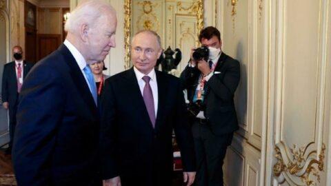 Putin'den Biden'a uyarı