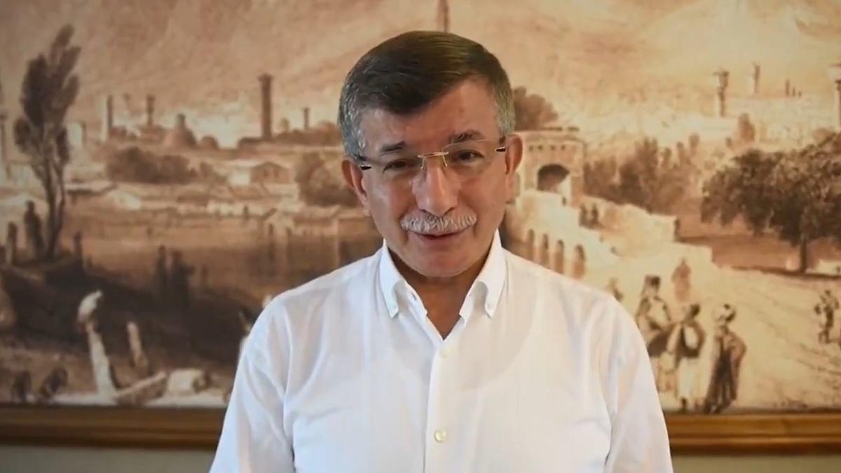 Davutoğlu'ndan Bahçeli'ye Erdoğanlı yanıt