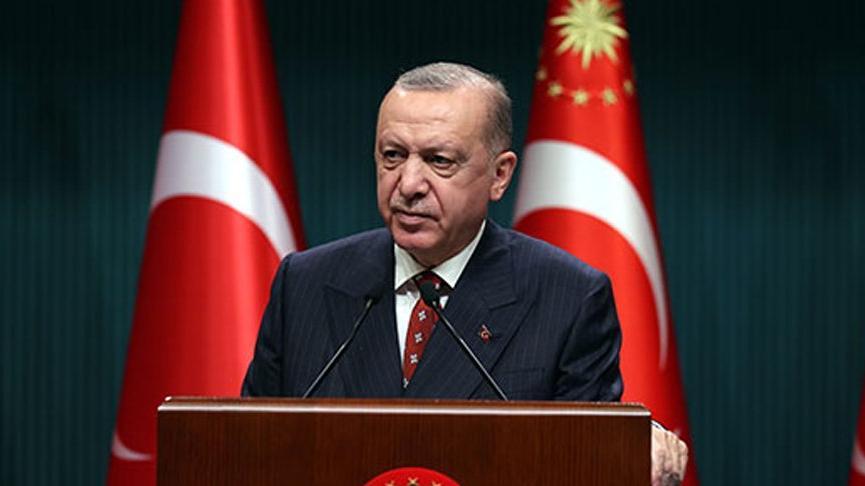 Cumhurbaşkanı Erdoğan, Çin Devlet Başkanı ile telefonda görüştü