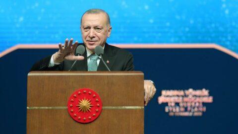 Erdoğan ile İsrail Cumhurbaşkanı Herzog 40 dakika görüştü
