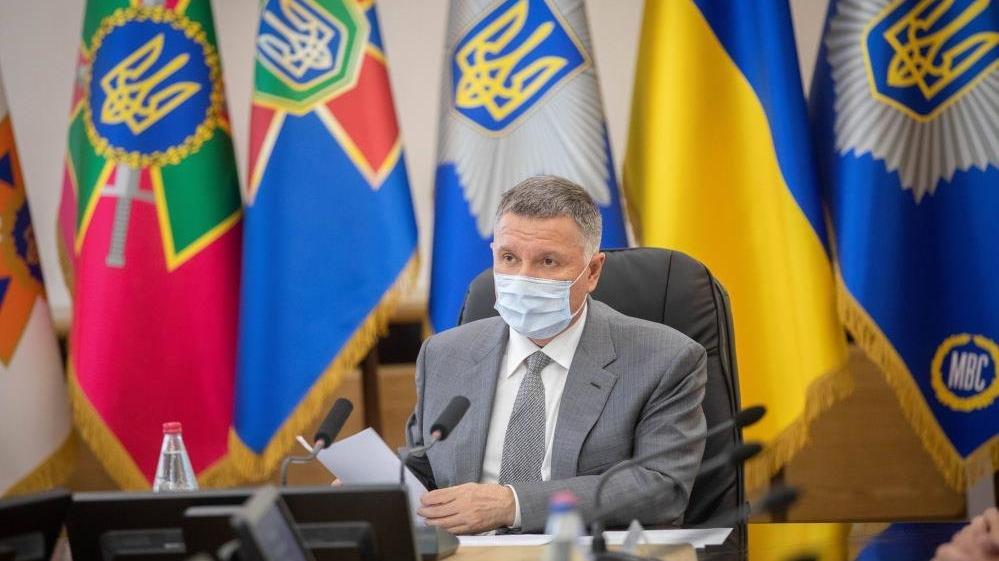 Ukrayna'da şok istifa! İçişleri Bakanı görevi bıraktı