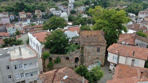 Sahibinden satılık kilise