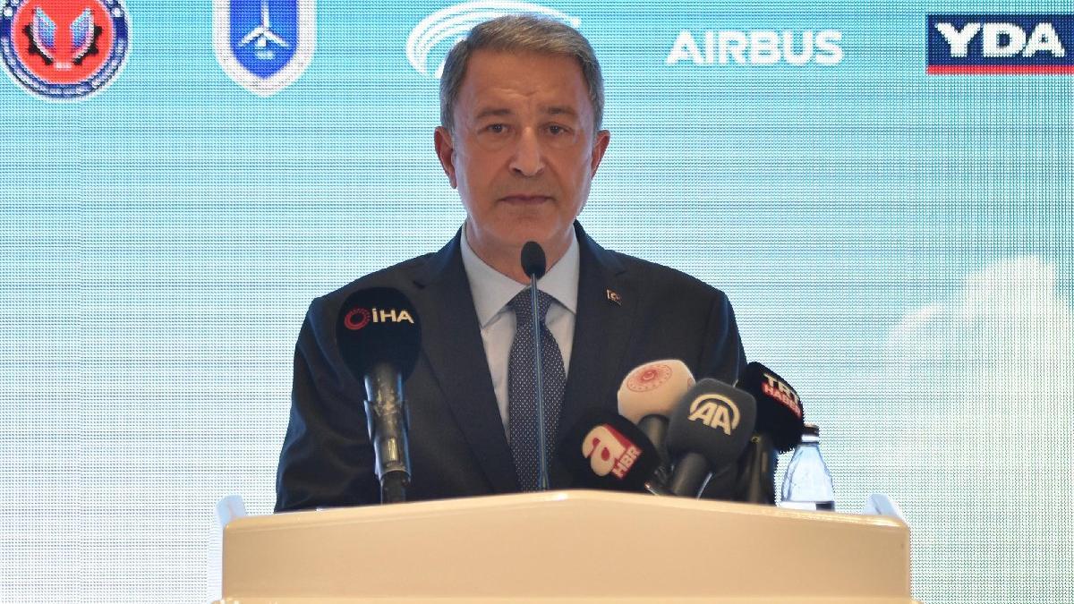Bakan Akar: Afganistan'daki havalimanı konusunda olumlu gelişmeler var