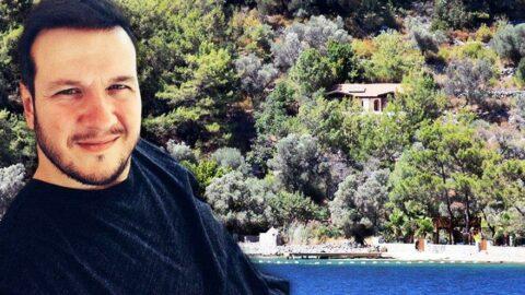 Şahan Gökbakar'ın villasındaki iskele için karar verildi