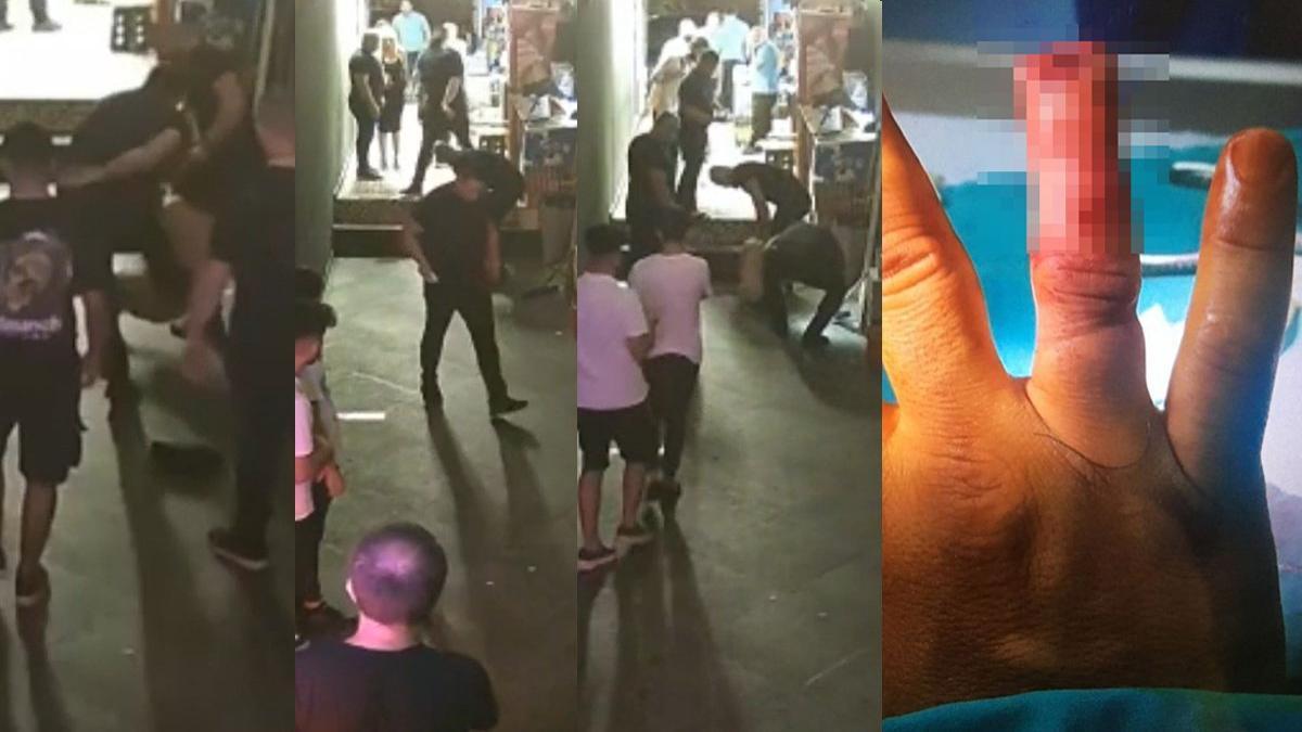 Taksim'deki korkunç olayın yeni görüntüleri ortaya çıktı