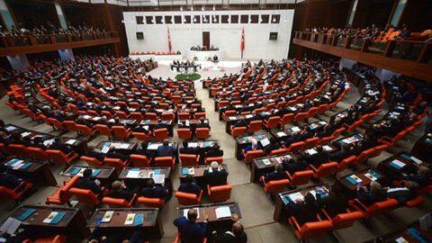 Torba kanun teklifi komisyonda kabul edildi