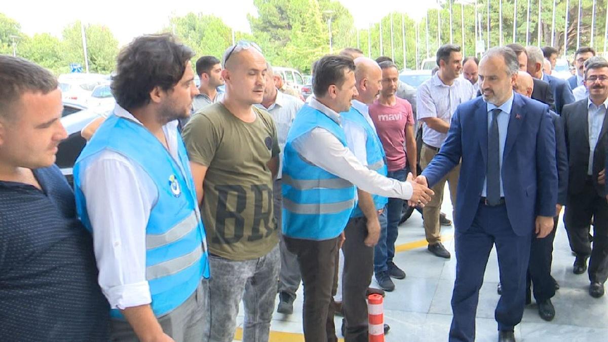 'AKP'li Belediyede çalışan 6 bin işçi ve aileleri tedirgin!'
